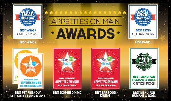 the restaurants awards