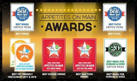 the restaurants awards