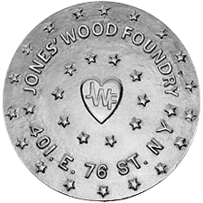 Jones Wood Foundry Home