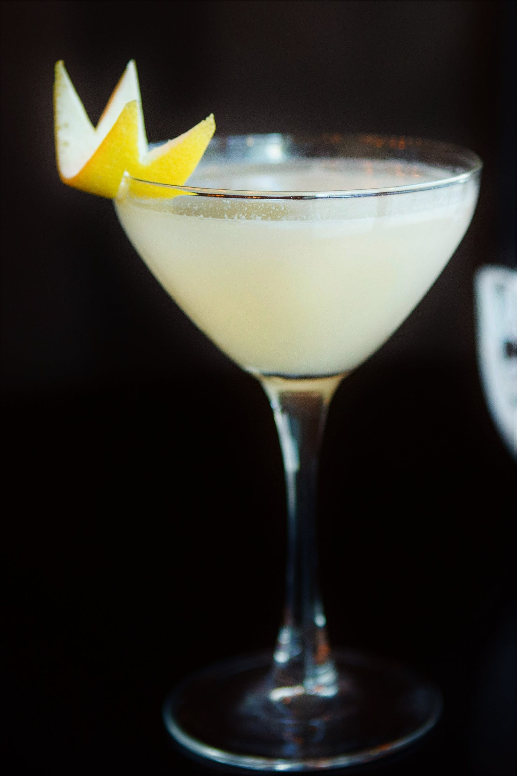Sake Martini Cocktail