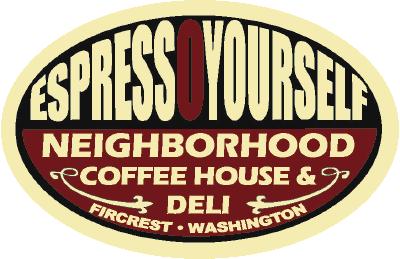 Espress-O-Yourself Home