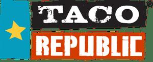Taco Republic logo