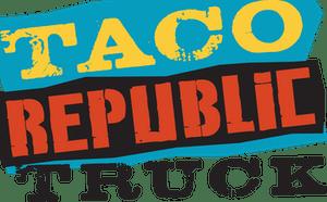 Taco Republic Truck logo