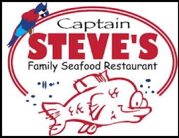 Captain Steve's Family Seafood Restaurant Home
