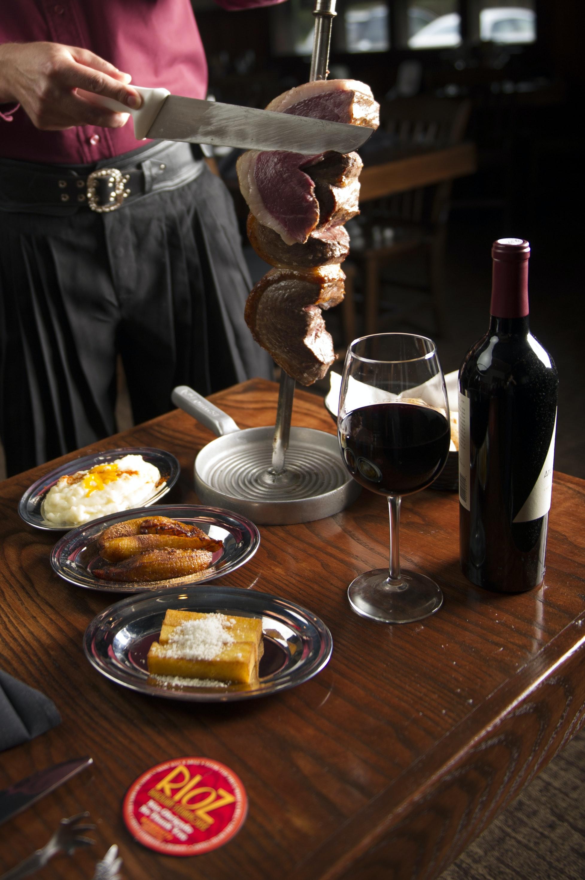 photo relating to Rioz Brazilian Steakhouse Printable Coupons identified as Columbia Rioz Brazilian Steakhouse