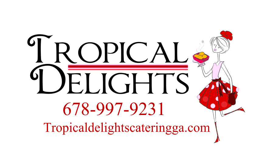 Tropical Delights Catering Home
