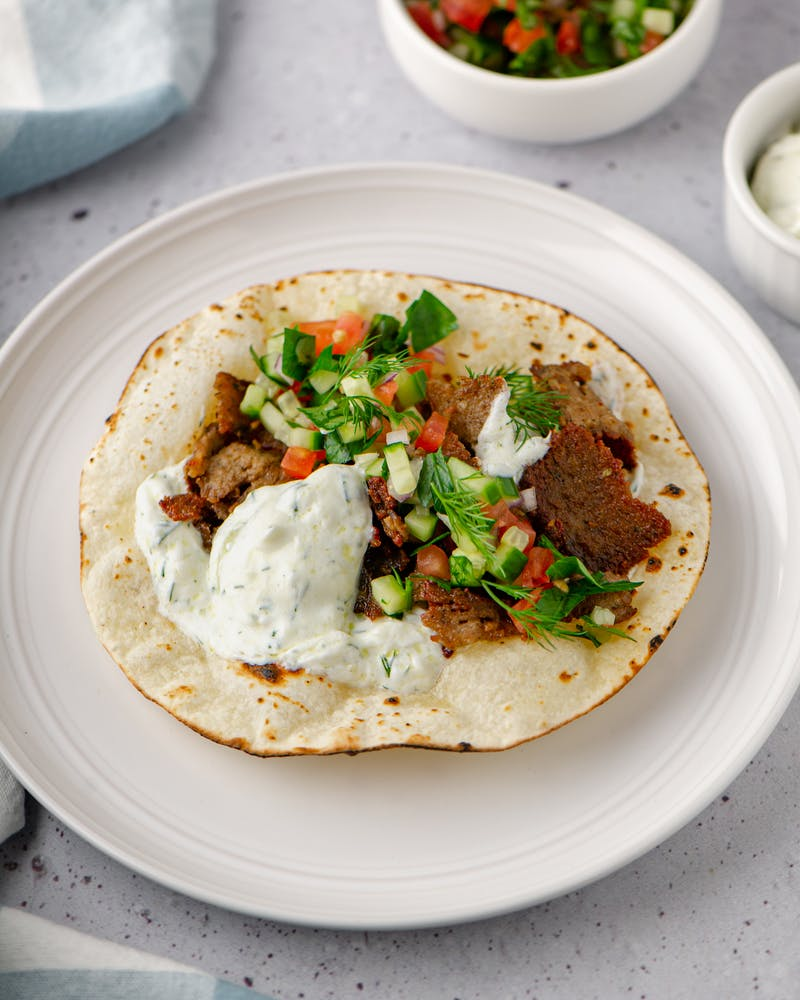 universal taco - greek cuisine - for pickup and nyc delivery