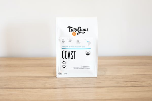 Photo of Coast (Single Origin, USDA Organic Certified)  Experience the deliciously complex flavor of this certified organic single origin coffee. Its lilac aroma and subtle vanilla finish make for an incredibly divine combination you'll crave daily.