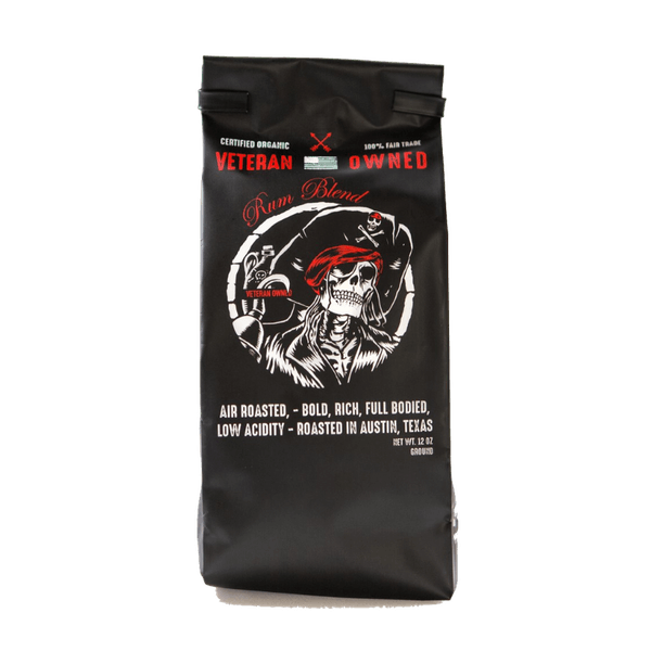 Photo of Invader Coffee Rum Blend