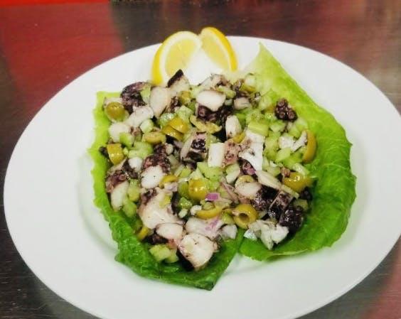 Pulpo Salad (Octopus)