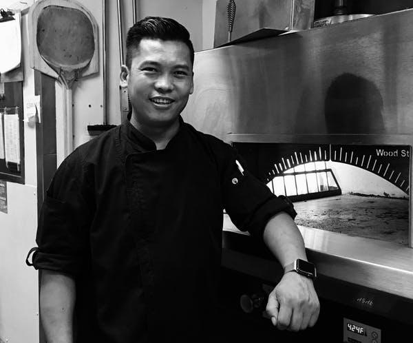 photo of executive chef