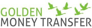 golden money transfer logo