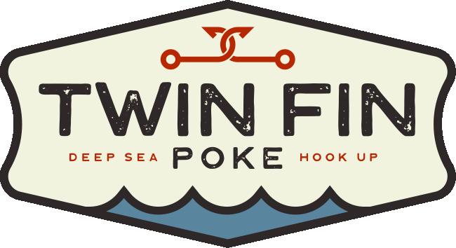 Twin Fin Poke