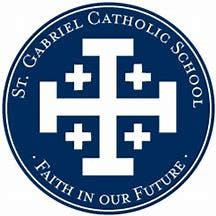 saint gabriel catholic school logo