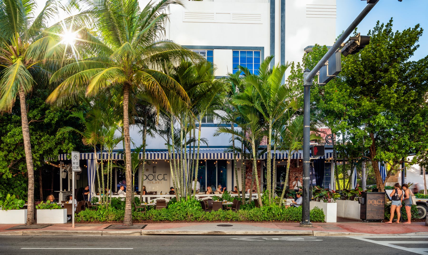 Miami Hours Location Dolce Italian Miami Atlantic