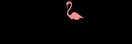 Flamingo Deck Home