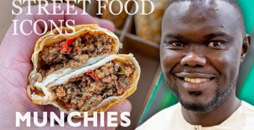 Chef Oumar Diouf