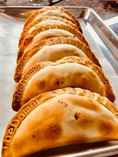 the damel empanadas