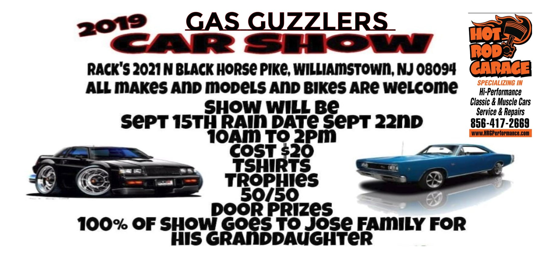 Car Shows | Racks Pub & Grill