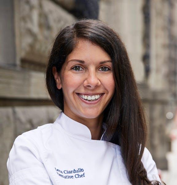 Executive Chef Lena Ciardullo of Union Square Cafe