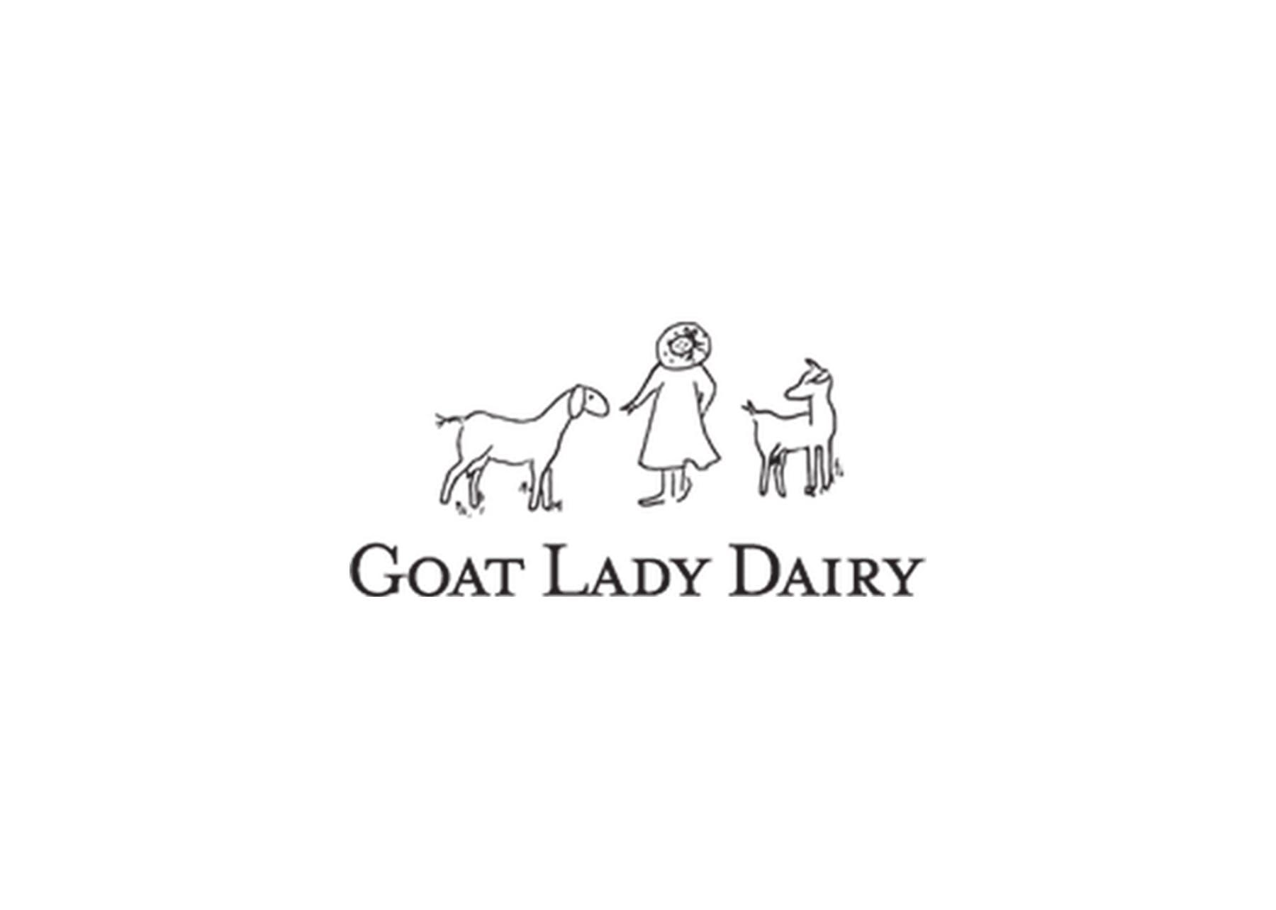 Goat Lady Dairy Logo