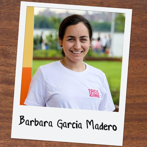 Barbara Garcia Madero