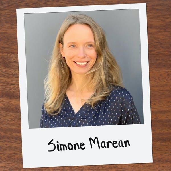 a photo of simone marean