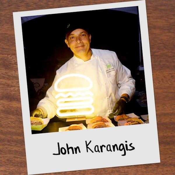 John Karangis
