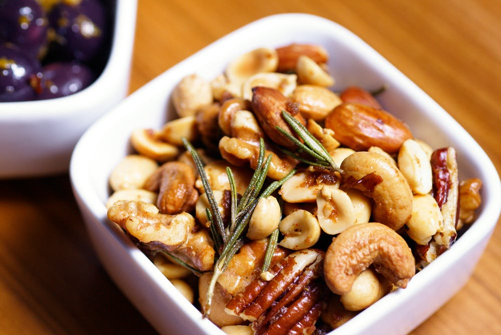 Union Square Cafe's famous bar nuts