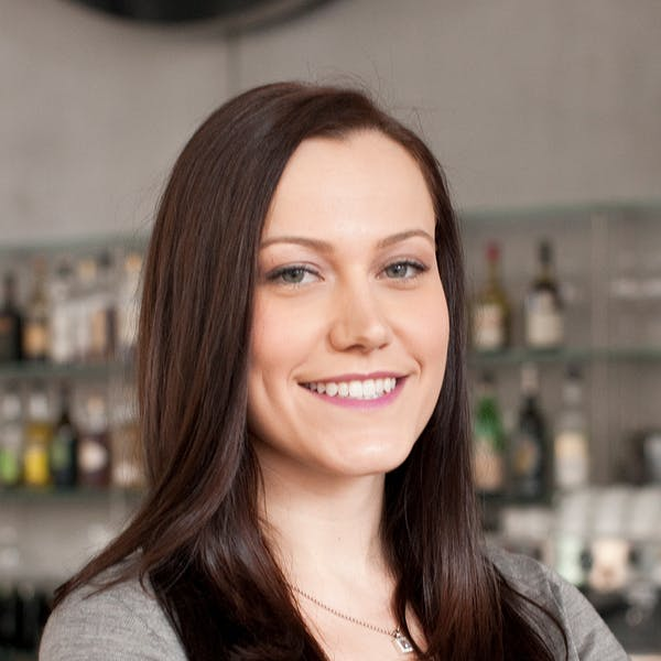 Gia SanAngelo, Director of Operations at Union Square Cafe