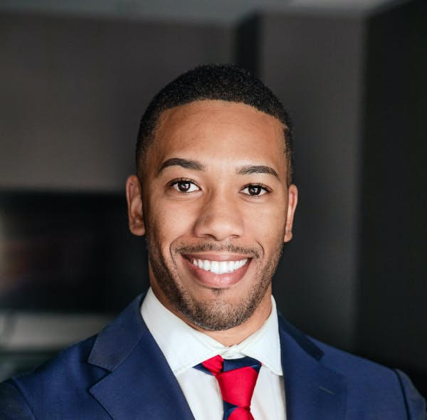 Denez Moss, General Manager of Union Square Cafe
