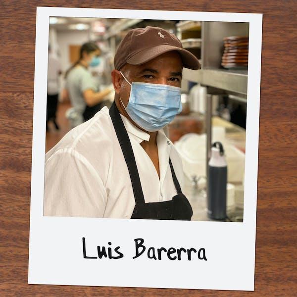 Luis Barerra