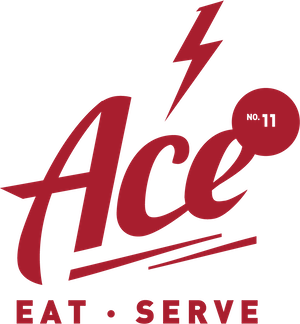 Ace Eat Serve  logo