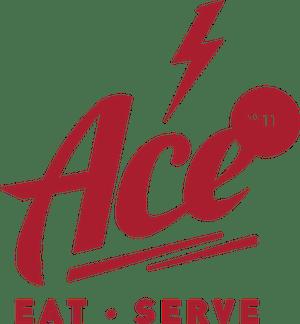 Ace Eat Serve  logo