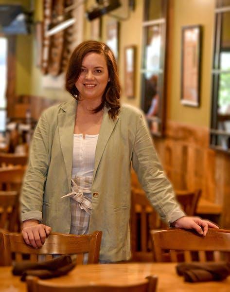 Photo of Ashley Blackburn