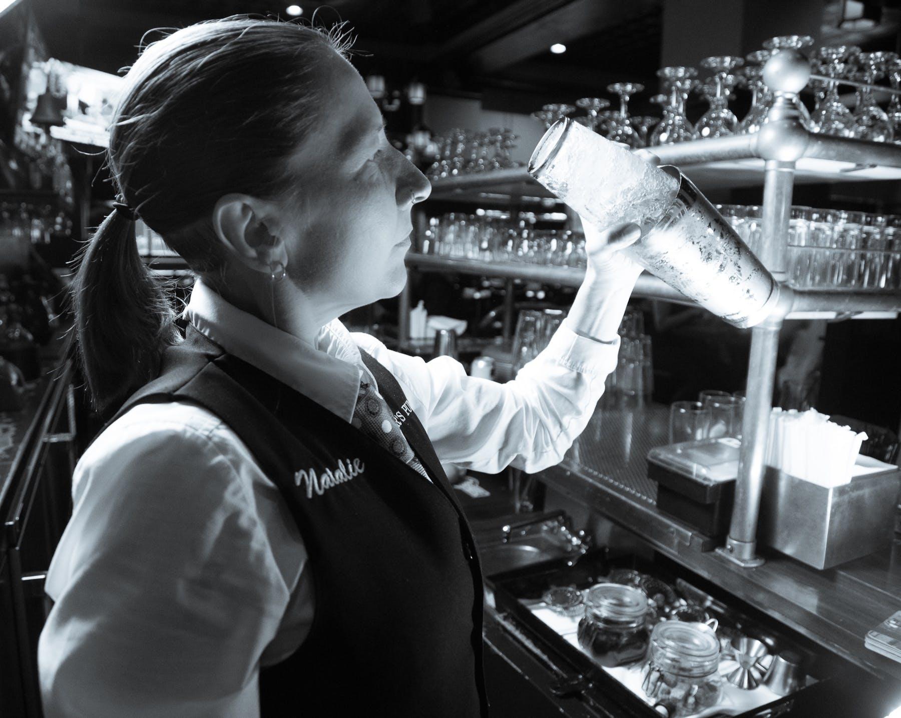 Natalie martini shake
