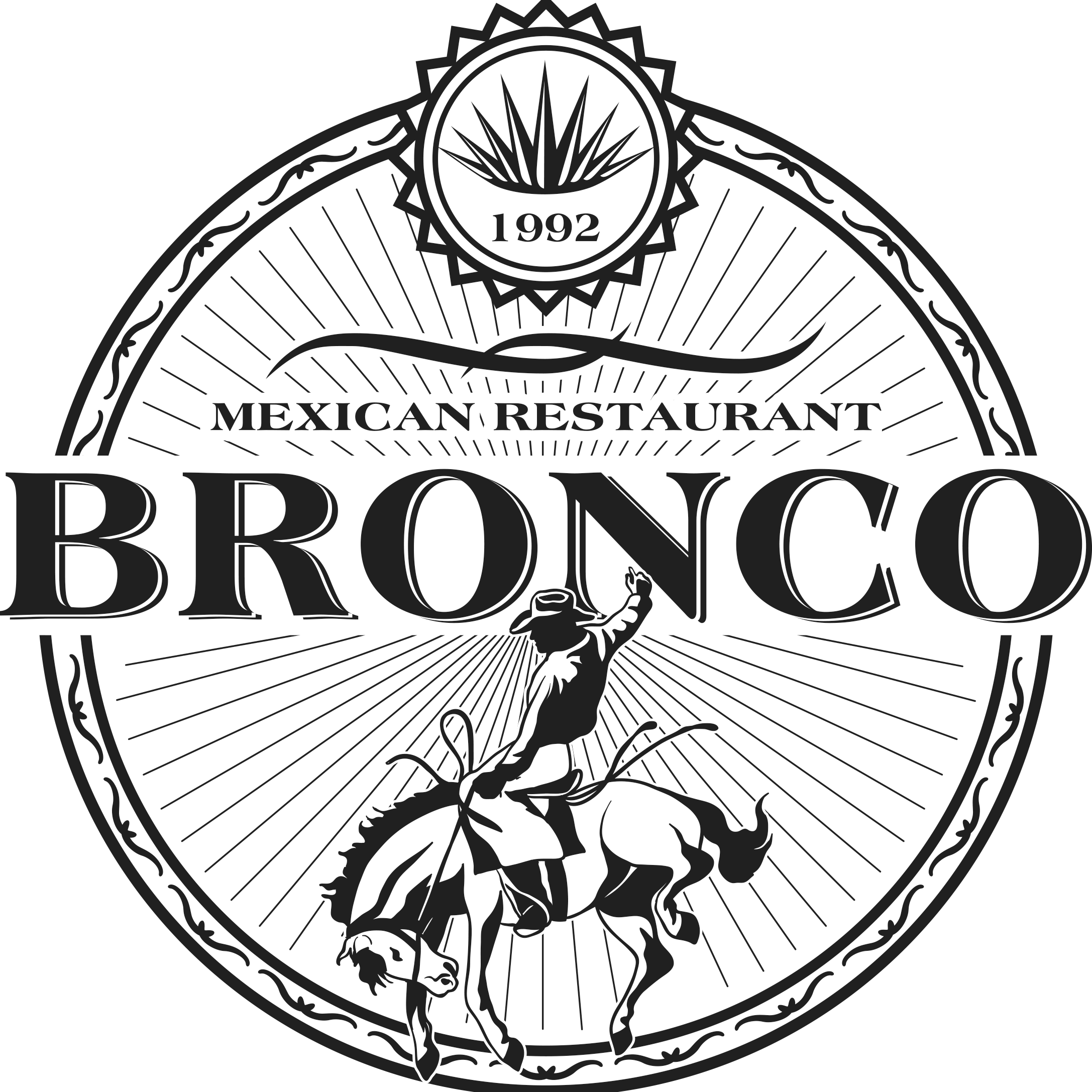 Bronco Mexican Restaurant Home