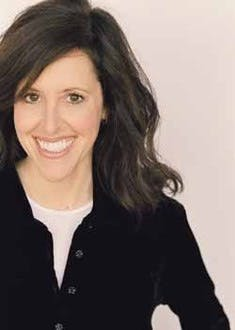 Wendy Liebman smiling for the camera