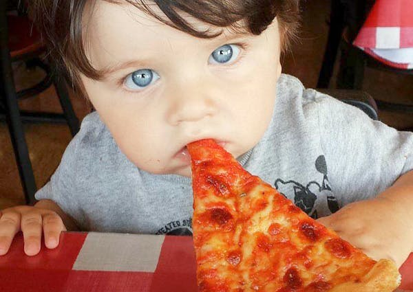 Prince Make Your Own Pizza Party