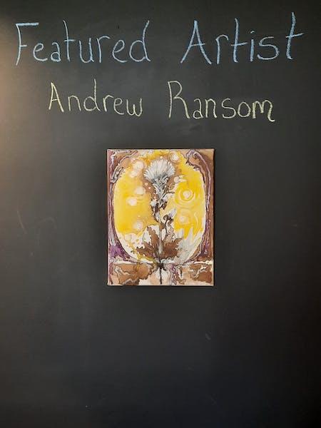 sweeten creek coffee featured artist andrew ramson