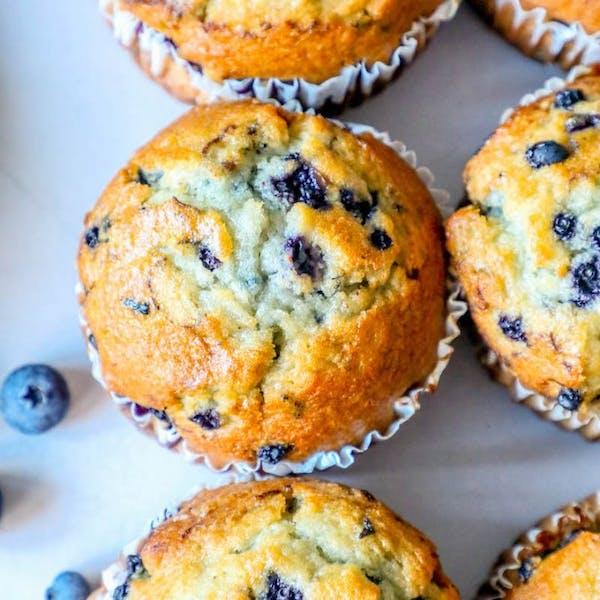 Sweeten Creek Coffee muffins