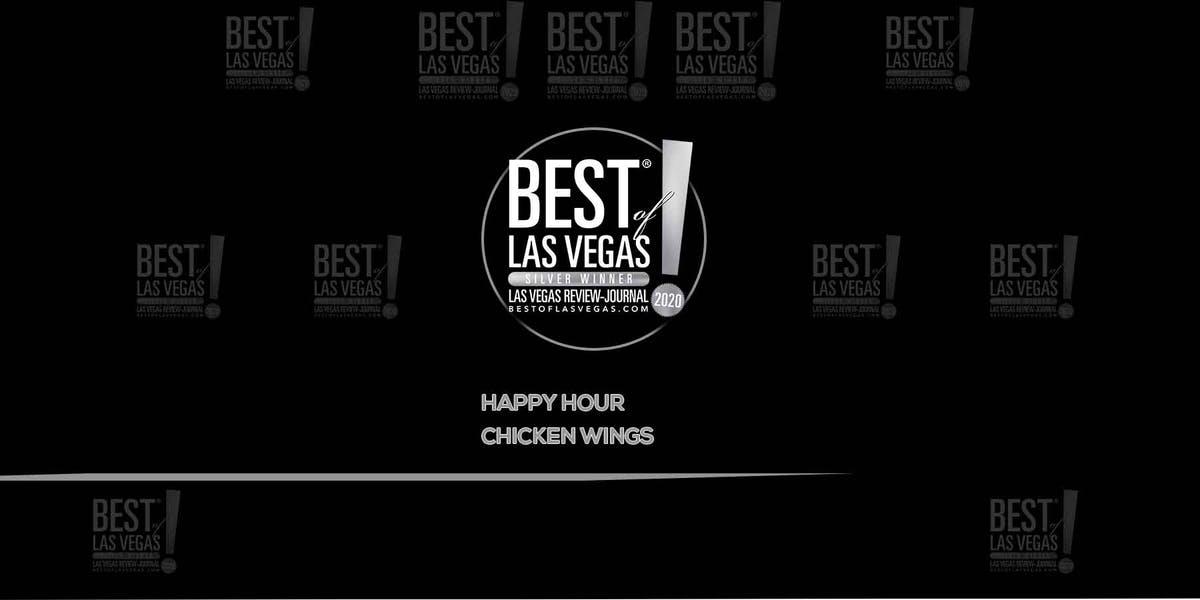 Best of Las Vegas Silver Winner