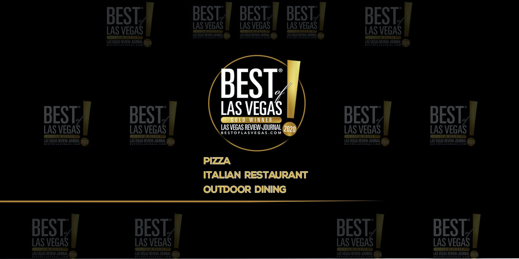 Best of Las Vegas Gold Winner