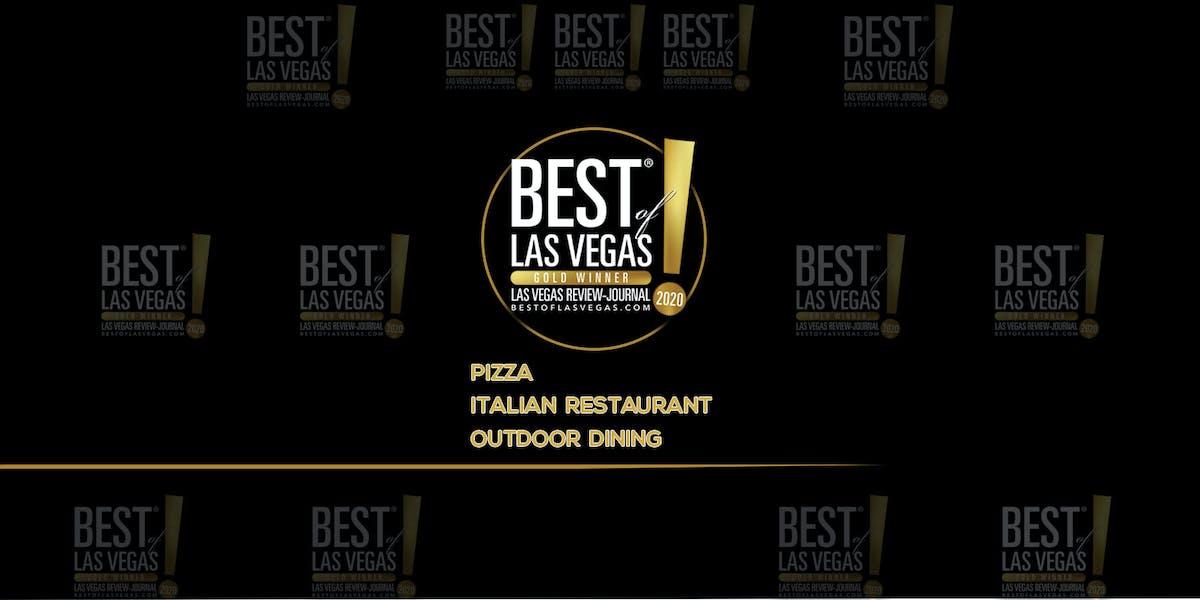 Best of Las Vegas Gold Winner