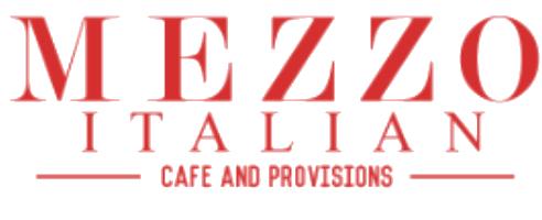 Mezzo Italian Cafe Home