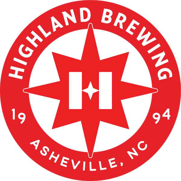 high land brewing logo