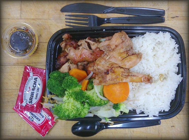 Rutt's Cafe_Individual Lunch_BBQ Chicken Bowl