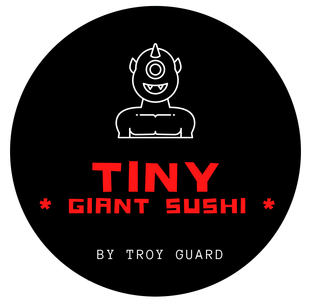 Tiny Giant Sushi Home