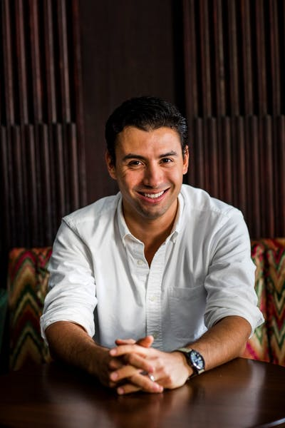 Photo of Jonathan Aubrey