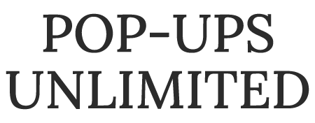 Pop-Ups Unlimited Home